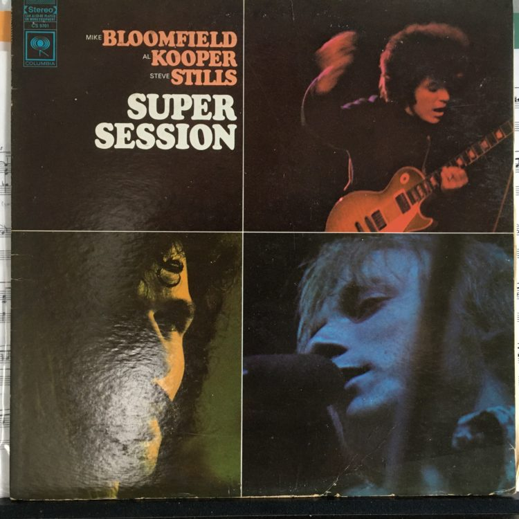 Super Session front cover