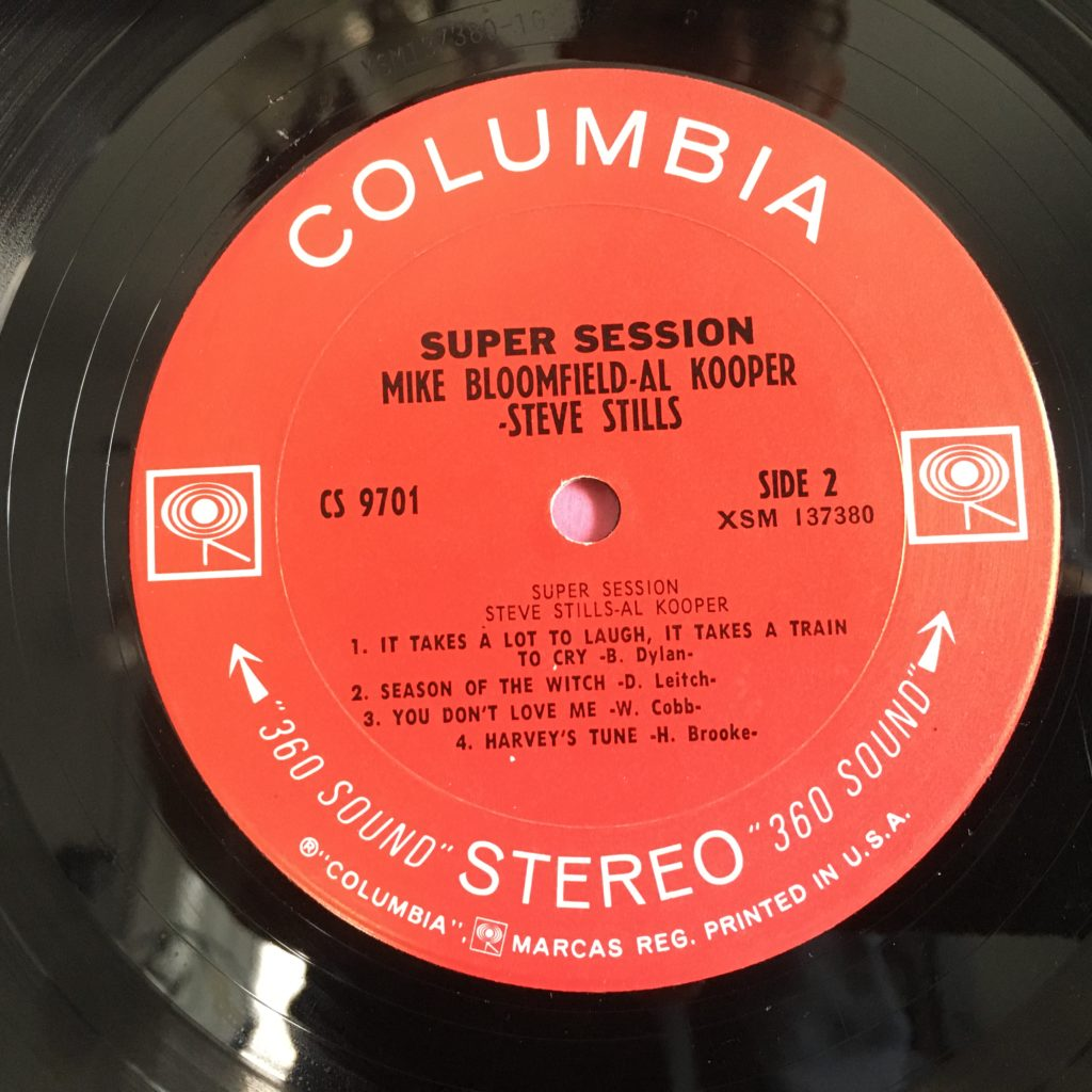 Super Session label