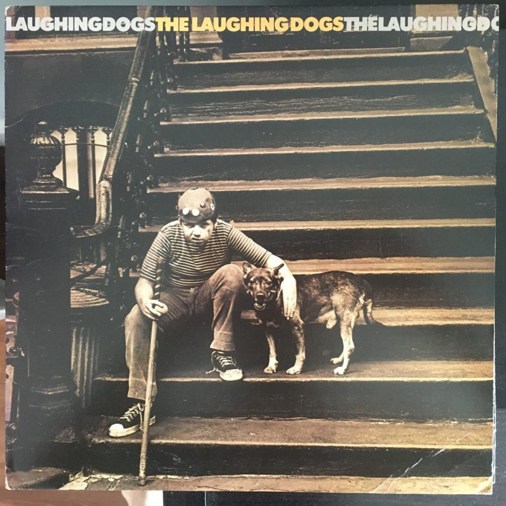 The Laughing Dogs front cover