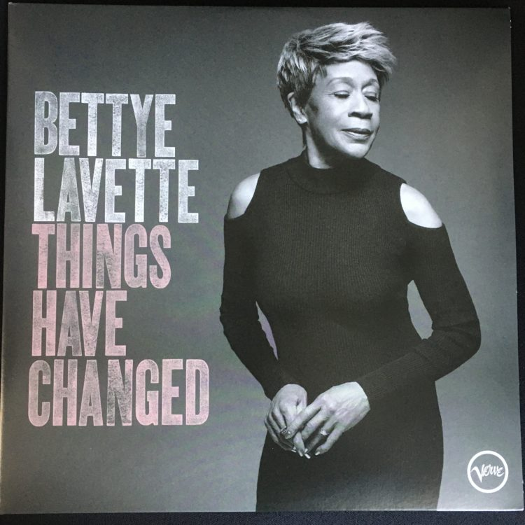 Bettye Lavette Things Have Changed front cover