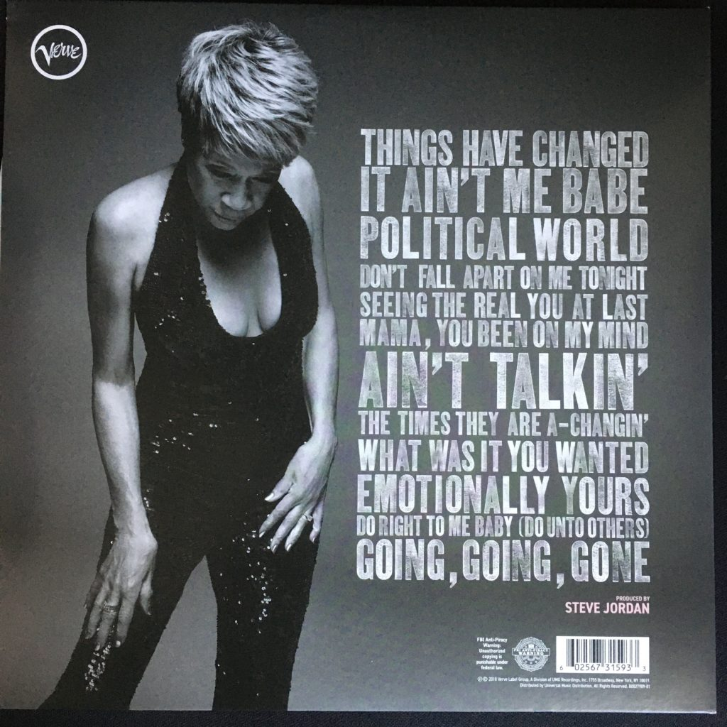 Bettye Lavette Things Have Changed back cover