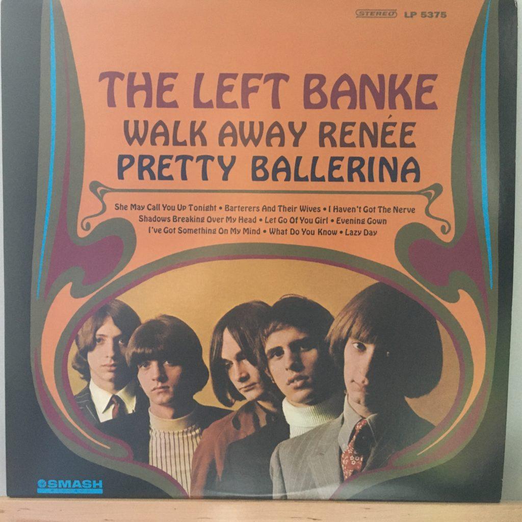 Sundazed Left Banke reissue front cover
