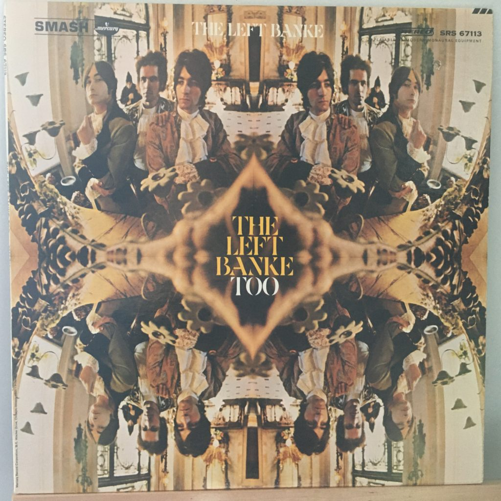 The Left Banke Too front cover